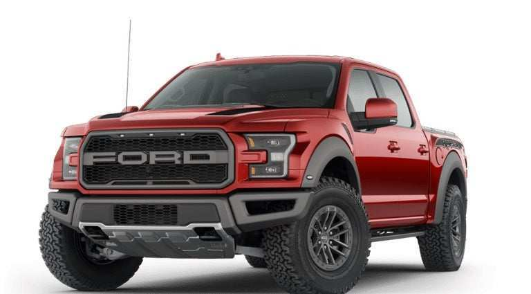 45 The Best 2019 Ford F150 Raptor Mpg Release Date And Concept