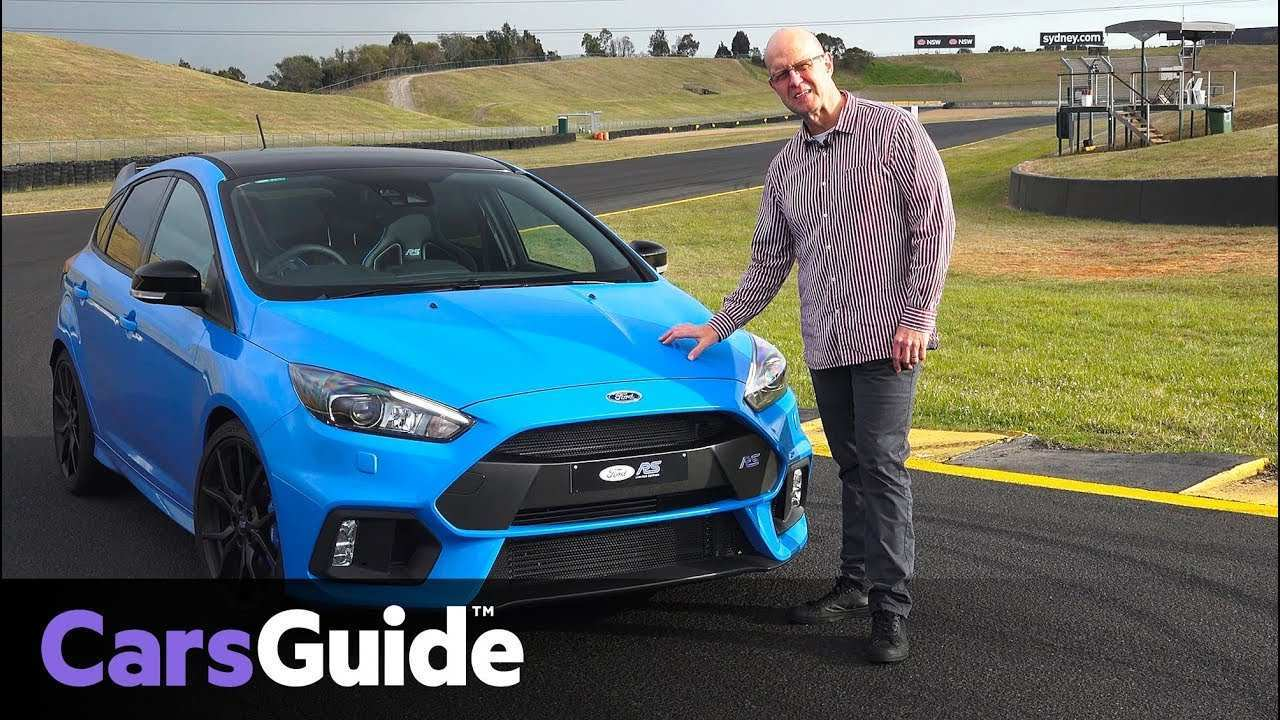 45 The Best 2019 Ford Focus RS Images