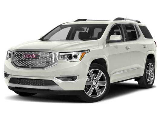 45 The Best 2019 Gmc Acadia Denali Price Design And Review