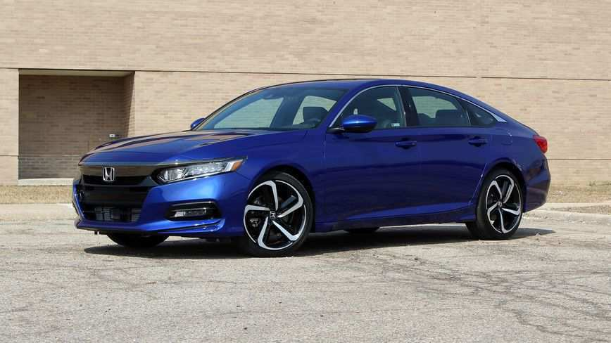 45 The Best 2019 Honda Accord Coupe Review