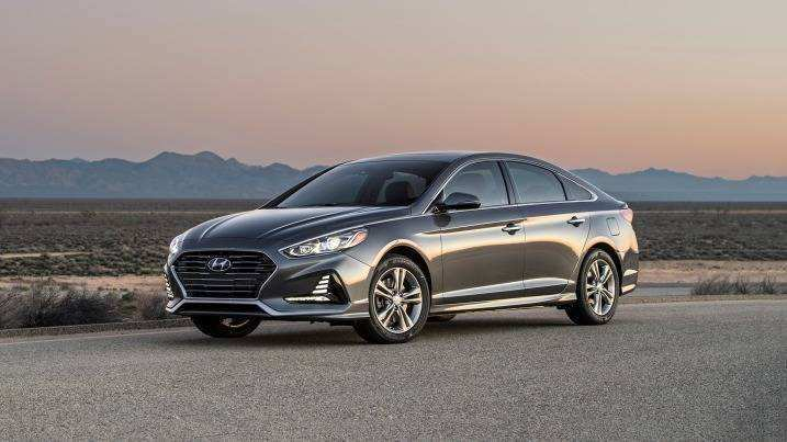 45 The Best 2019 Hyundai Sonata Hybrid Sport Redesign And Review