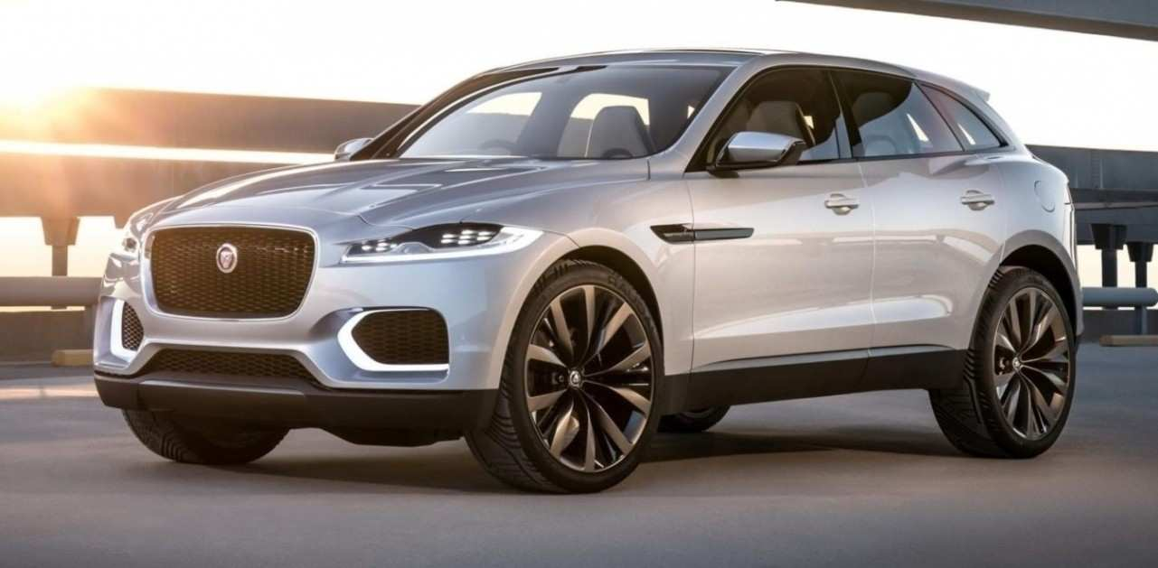 45 The Best 2019 Jaguar Xq Crossover Concept
