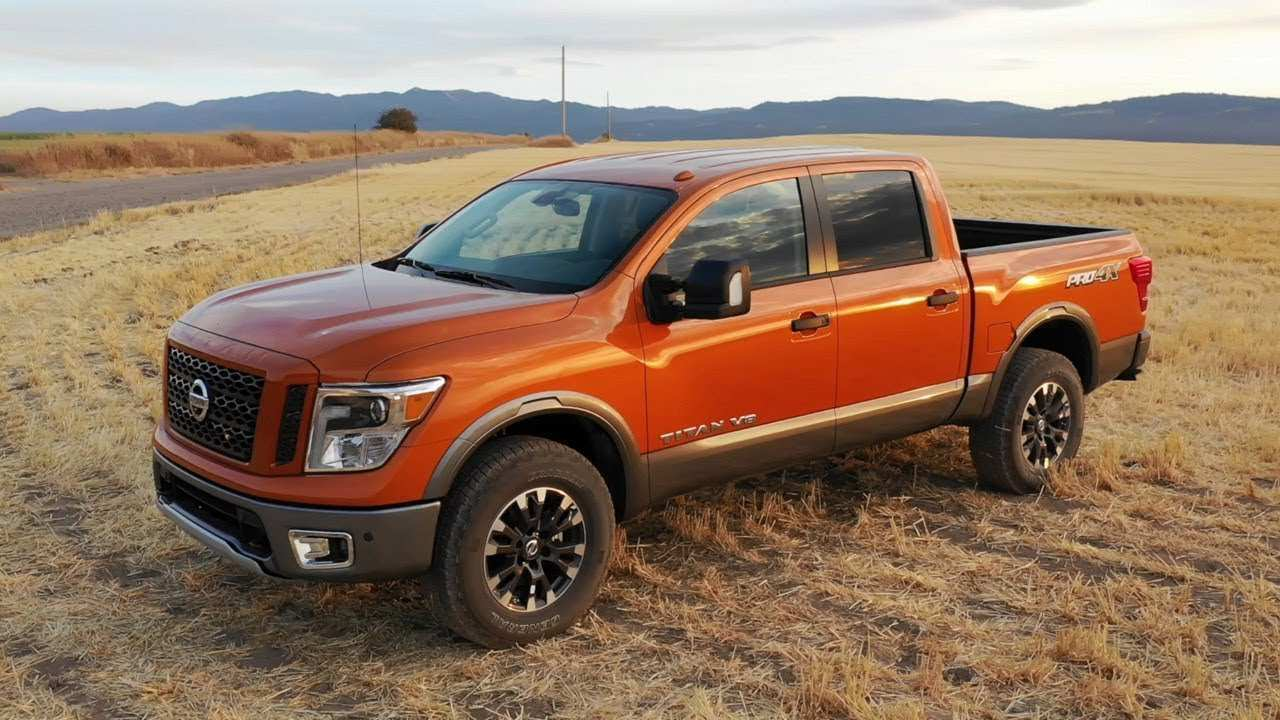 45 The Best 2019 Nissan Titan Interior 2 Pricing