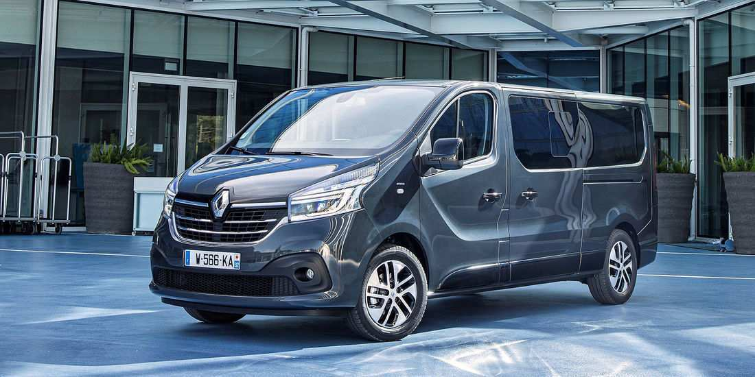 45 The Best 2019 Renault Trafic Pictures