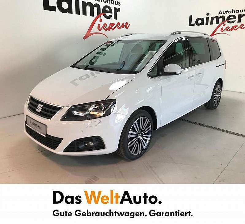 45 The Best 2019 Seat Alhambra New Review