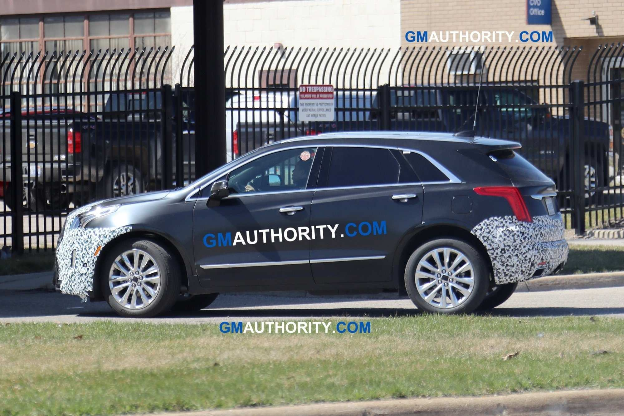 45 The Best 2019 Spy Shots Cadillac Xt5 Research New