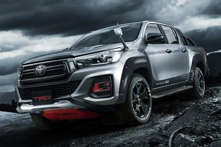 45 The Best 2019 Toyota Vigo Redesign