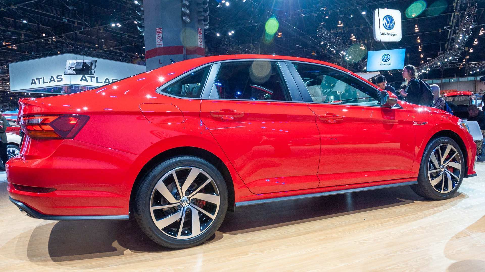 45 The Best 2019 Vw Jetta Gli Release Date