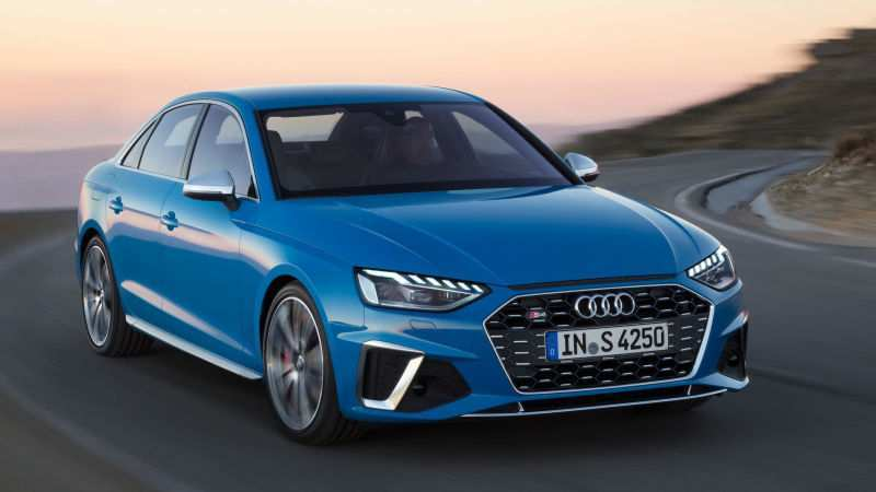 45 The Best 2020 Audi A4 Overview