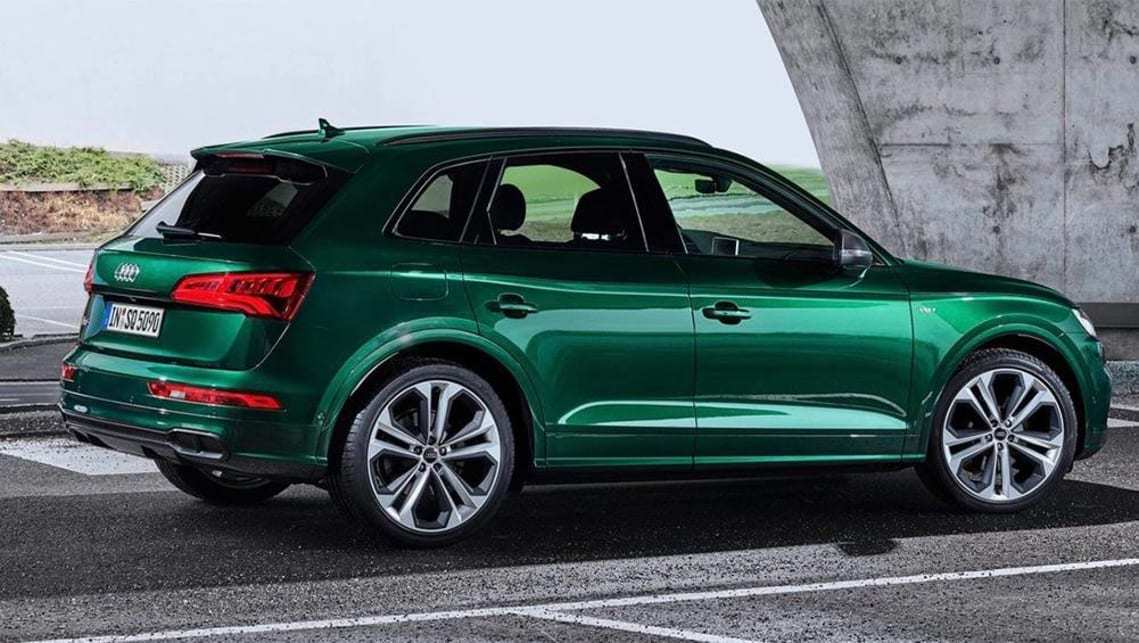 45 The Best 2020 Audi Sq5 Spy Shoot