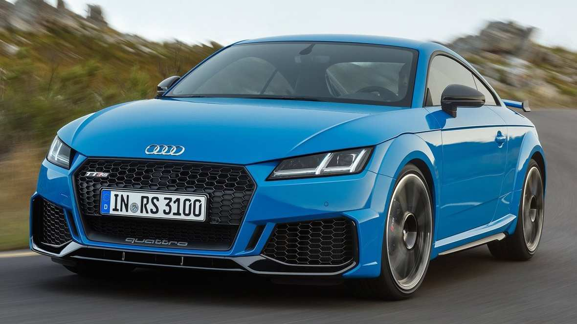 45 The Best 2020 Audi Tt Rs Reviews