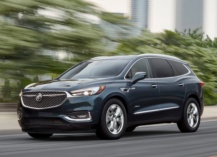 45 The Best 2020 Buick Enclave Specs Concept
