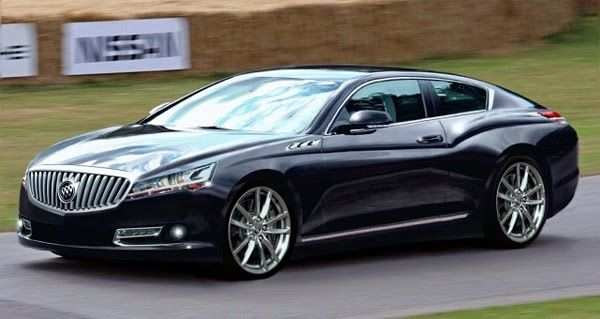 45 The Best 2020 Buick Gnx Price Design And Review