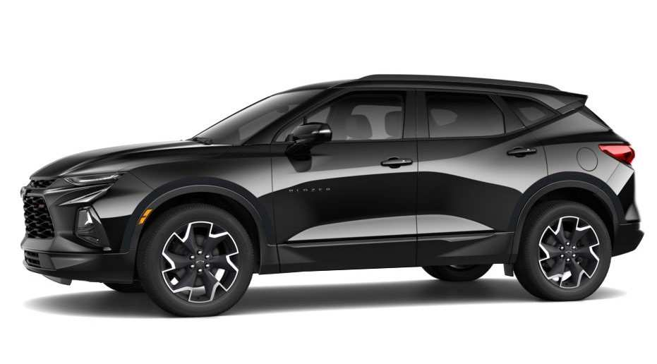 45 The Best 2020 Chevy Trailblazer Ss Release Date And Concept