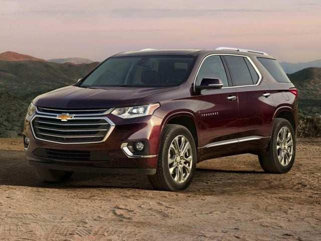 45 The Best 2020 Chevy Traverse Specs