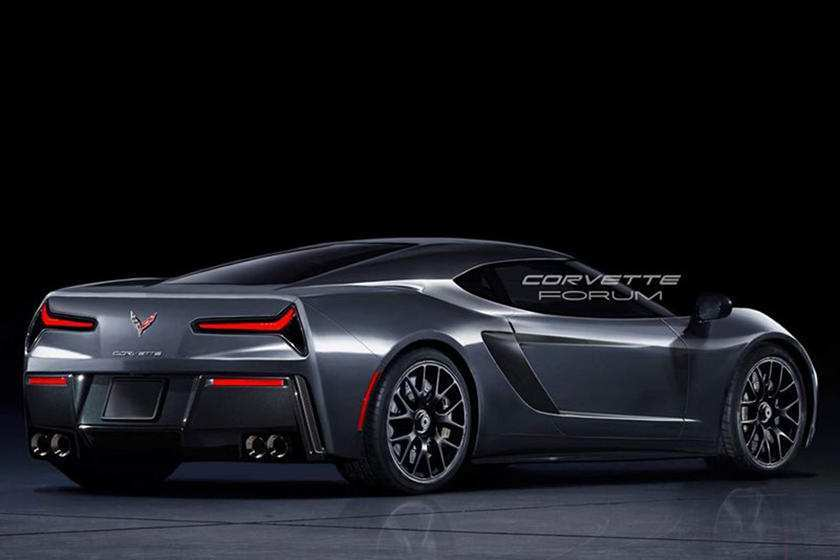45 The Best 2020 Corvette Z07 Pictures