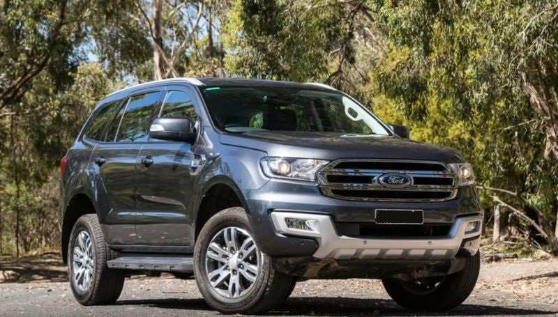 45 The Best 2020 Ford Everest Research New