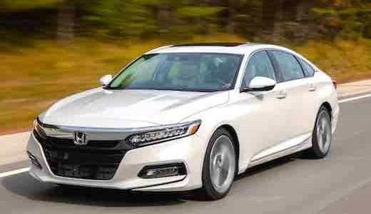 45 The Best 2020 Honda Accord Sedan Performance And New Engine