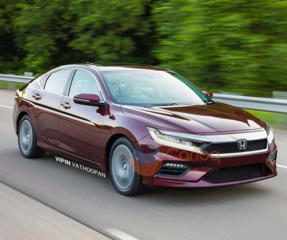 45 The Best 2020 Honda City Redesign And Review