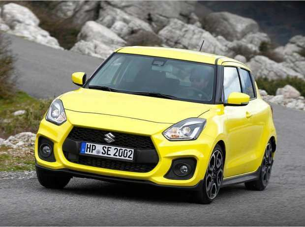 45 The Best 2020 New Suzuki Swift Sport Price And Review