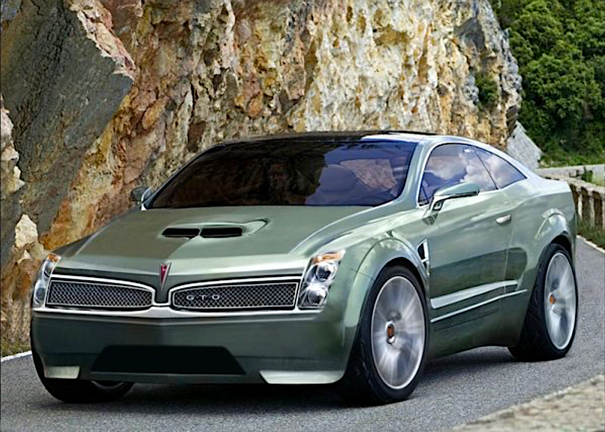 45 The Best 2020 Pontiac GTO Pictures