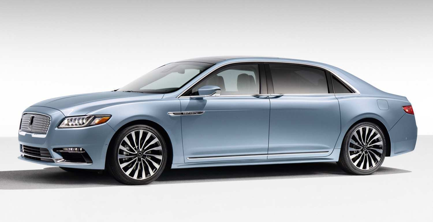 45 The Best 2020 The Lincoln Continental Style