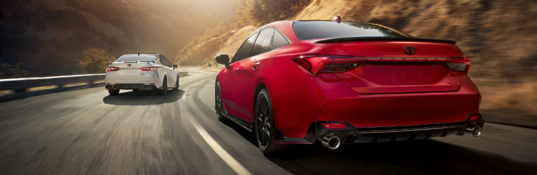 45 The Best 2020 Toyota Avalon Hybrid Release Date And Concept