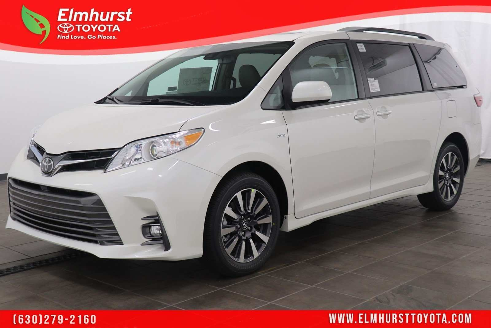 45 The Best 2020 Toyota Sienna Exterior And Interior