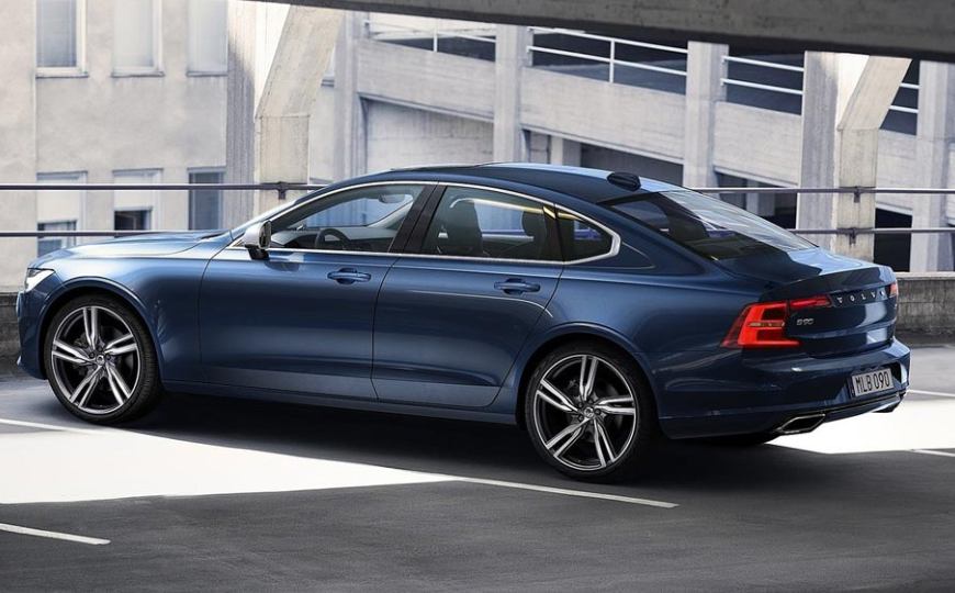 45 The Best 2020 Volvo V90 Exterior