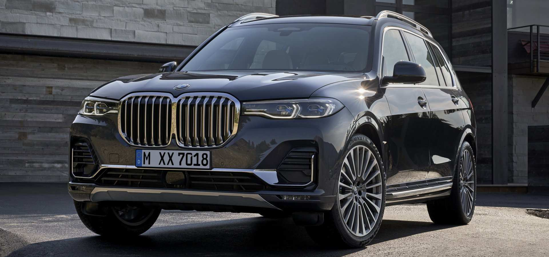 45 The Best BMW X7 Vs Mercedes Gls 2020 Picture