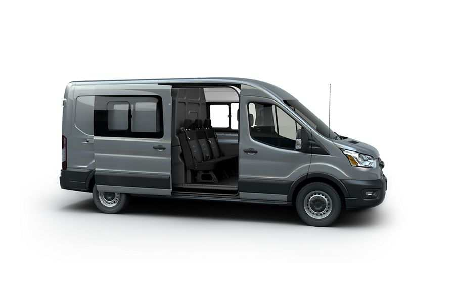 45 The Best Ford Van 2020 Spesification