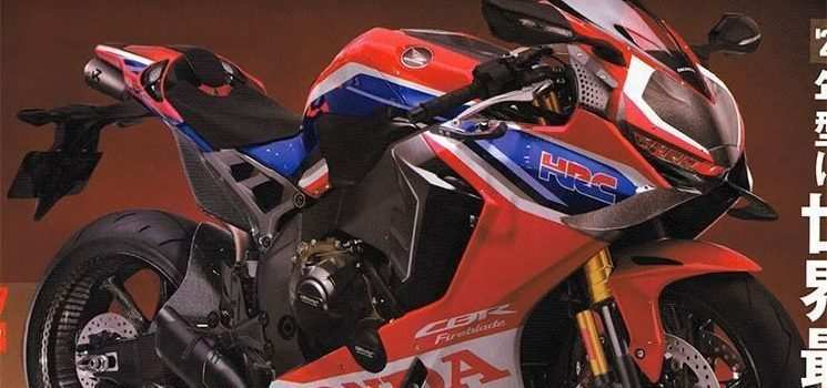 45 The Best Honda Fireblade 2020 New Model And Performance