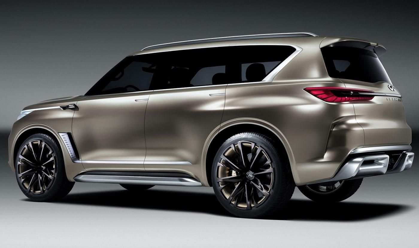 45 The Best Infiniti Truck 2020 Price Design And Review
