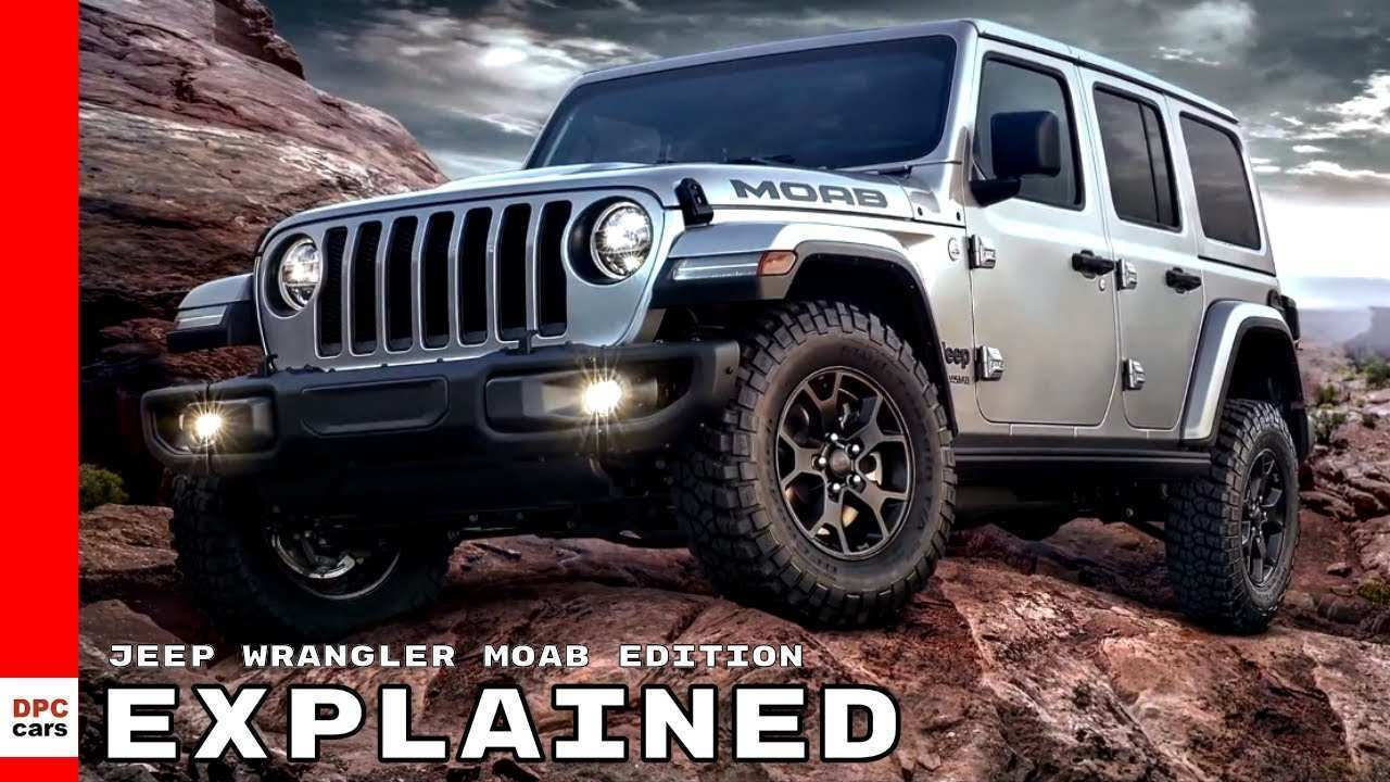 45 The Best Jeep Moab 2020 Exterior