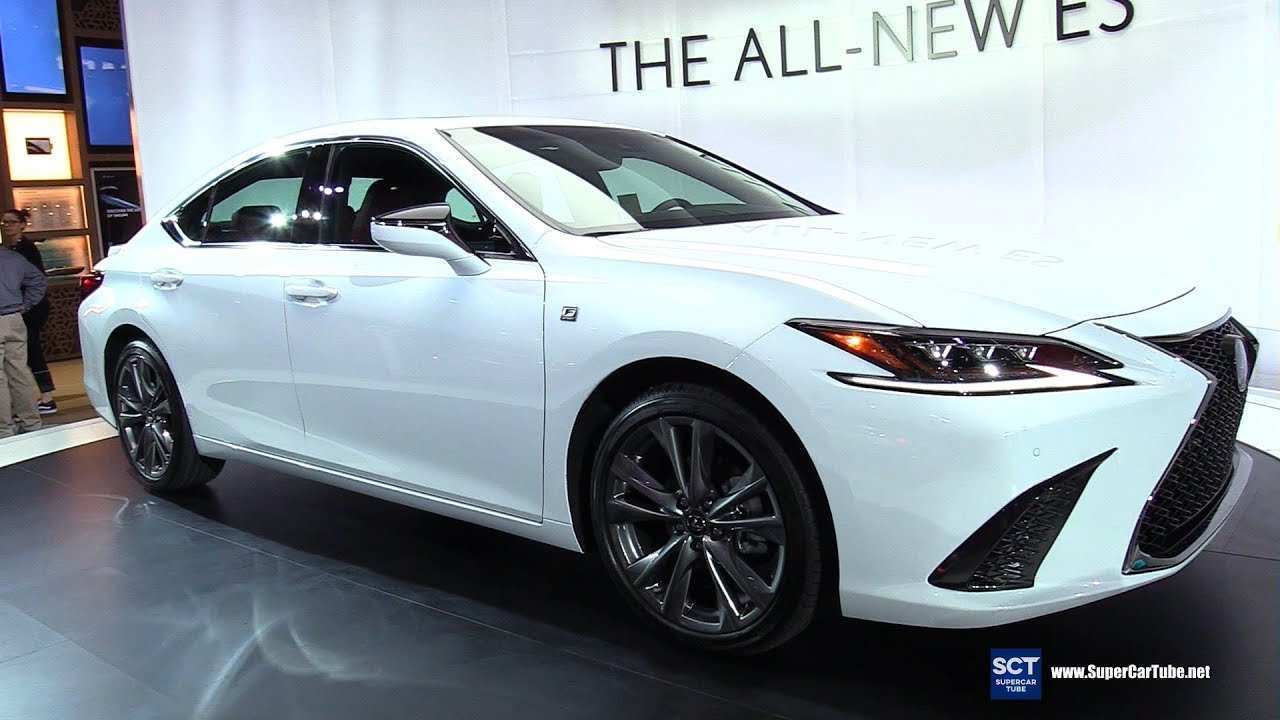 45 The Best Lexus Es 2019 Debut Specs And Review