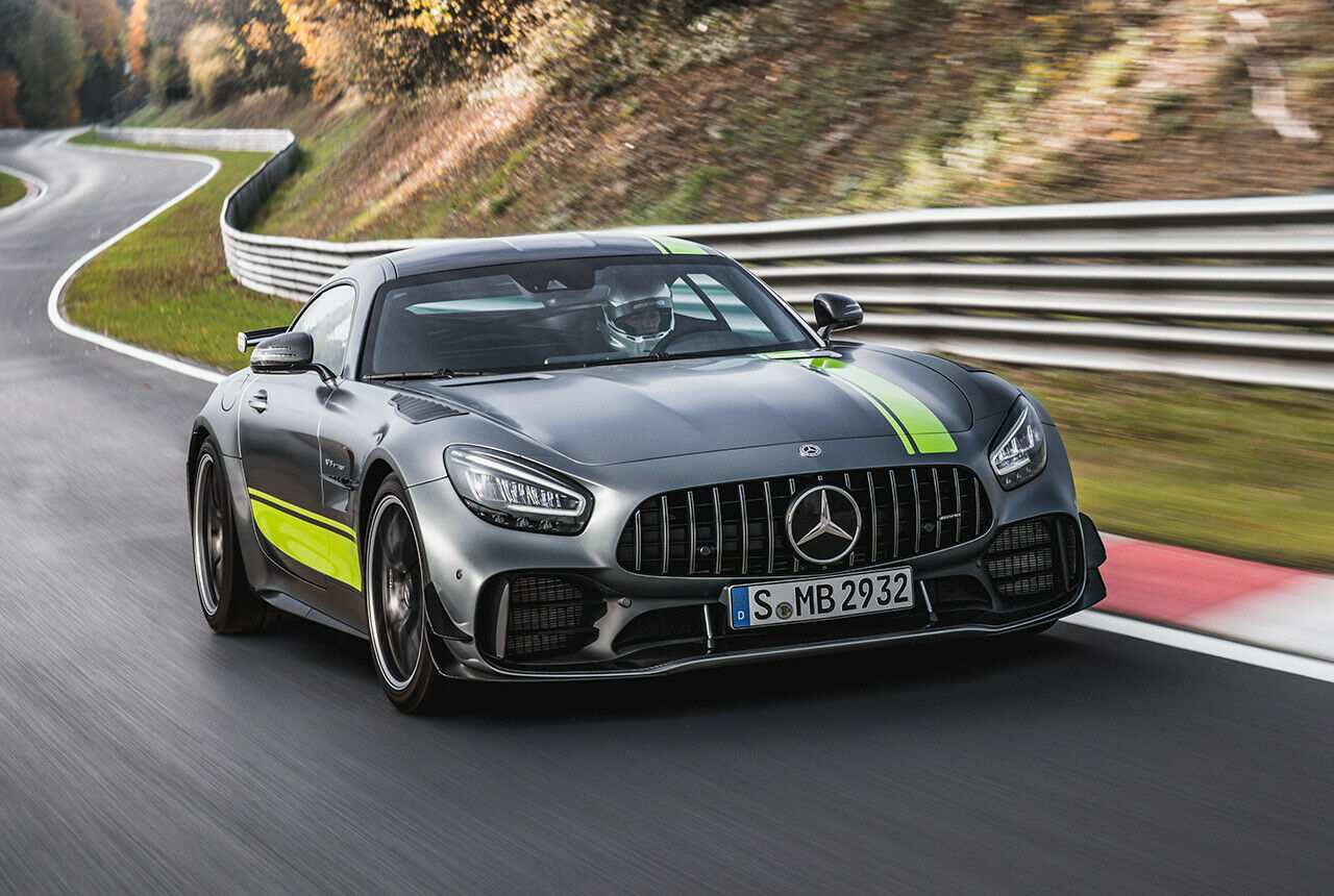 45 The Best Mercedes 2019 Amg Gt Spy Shoot