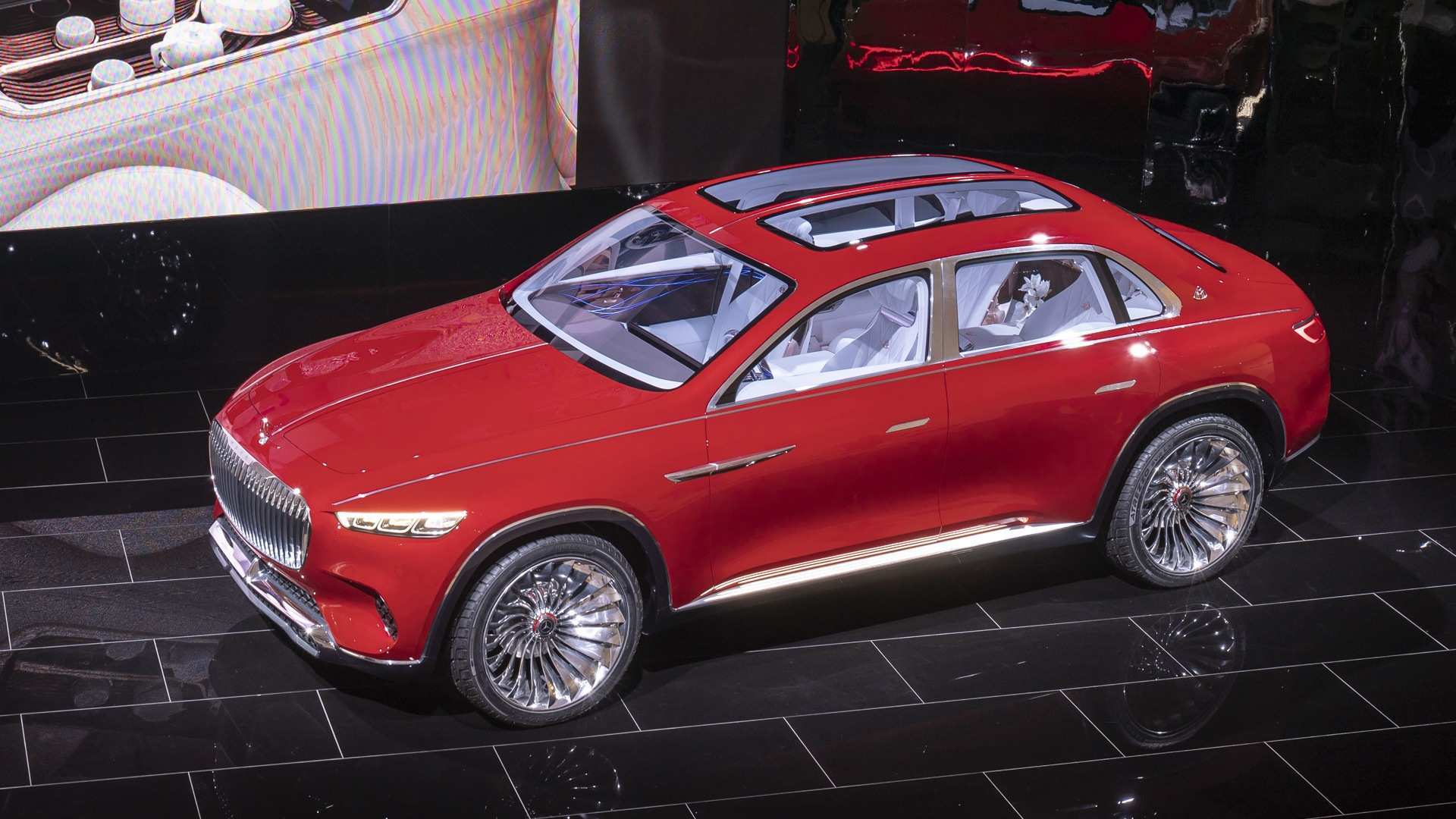 45 The Best Mercedes Maybach Suv 2019 Redesign And Concept