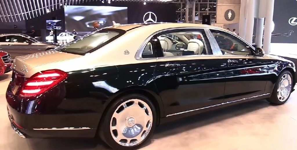 45 The Best Mercedes S650 Maybach 2019 Model