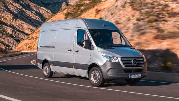 45 The Best Sprinter Mercedes 2019 Price And Review