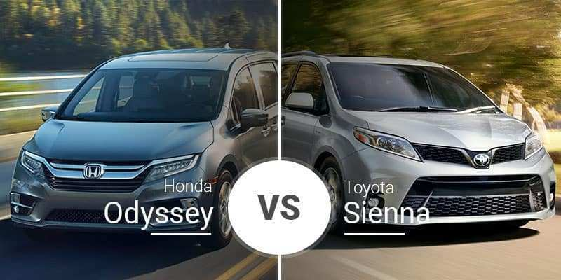 45 The Best Toyota Odyssey 2019 Rumors