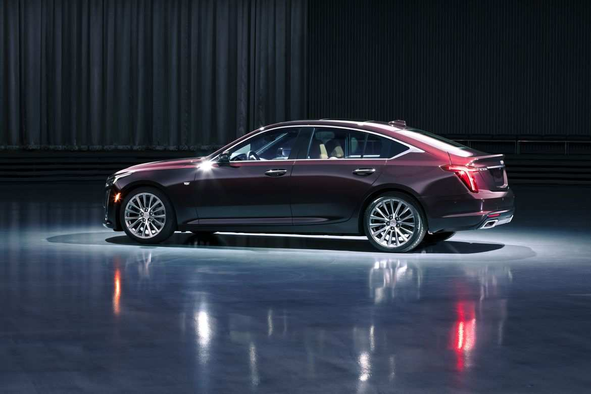 45 The Cadillac Sports Car 2020 Picture