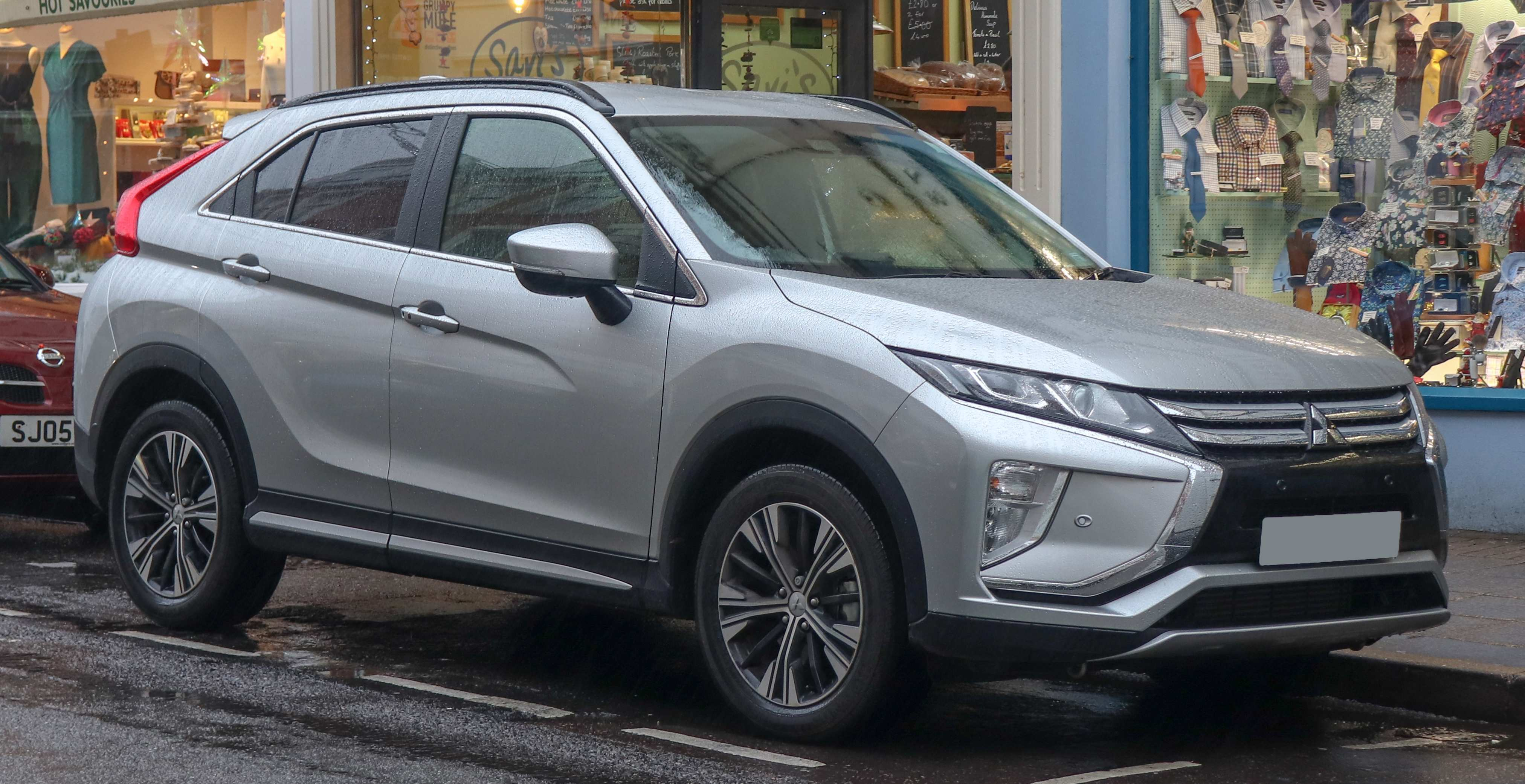 45 The Mitsubishi Eclipse Cross Hybrid 2020 New Review