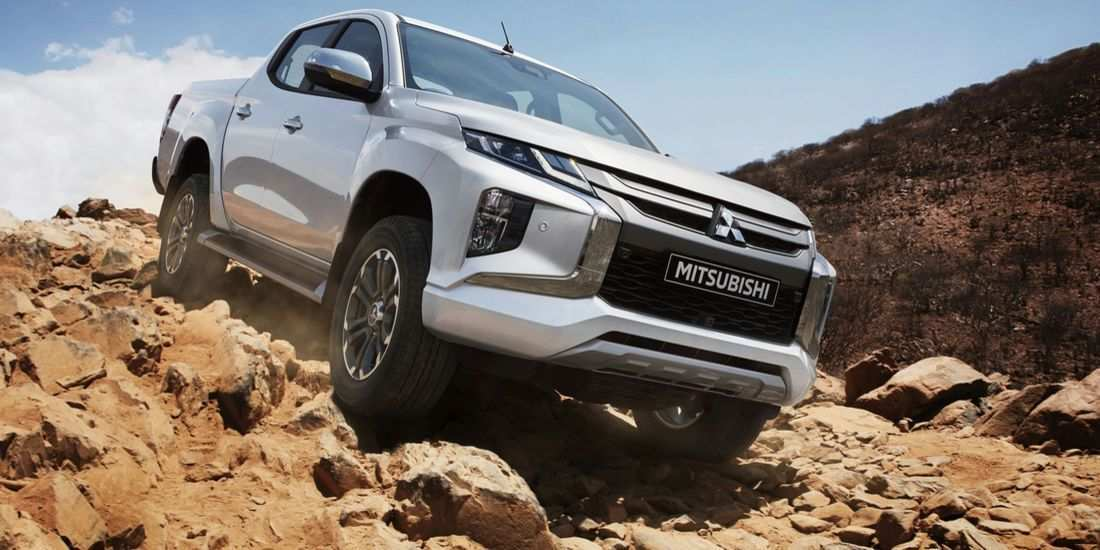 45 The Mitsubishi Triton 2020 New Model And Performance