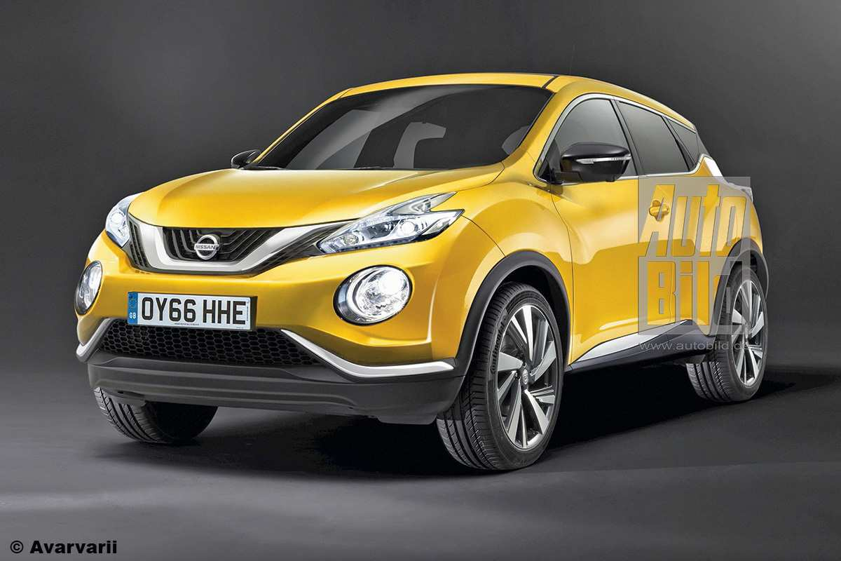 45 The Nissan Juke 2019 Release Date Release Date And Concept
