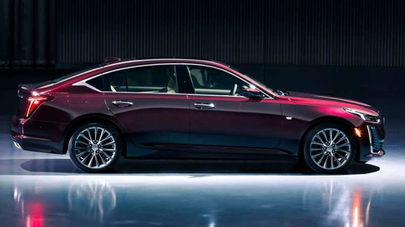 45 The Photos Of 2020 Cadillac Ct5 Specs
