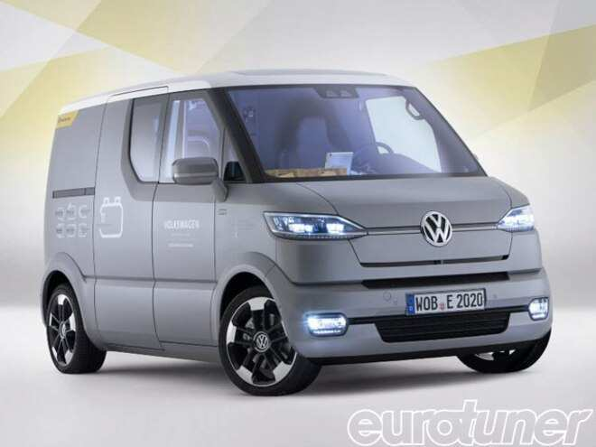 45 The Volkswagen Eurovan 2020 Performance And New Engine