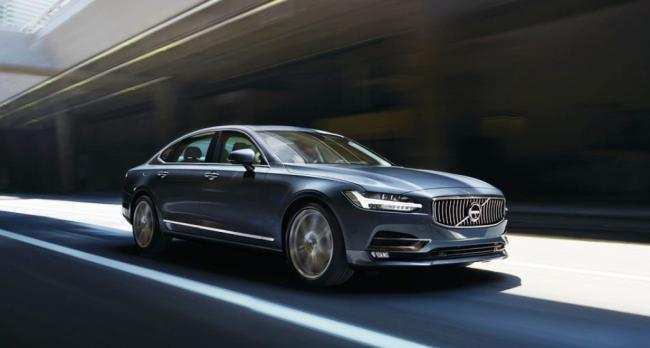45 The Volvo To Go Electric By 2019 Rumors