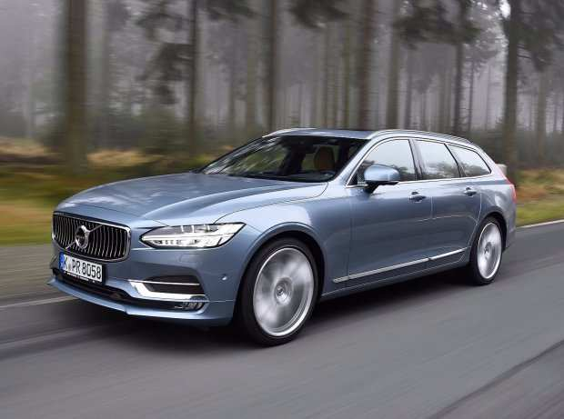 45 The Volvo V90 Spesification