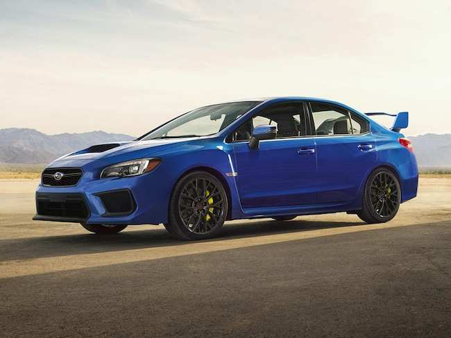 45 The Wrx Subaru 2019 First Drive