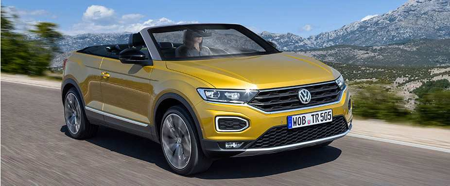 45 The Xe Volkswagen Tiguan 2020 Redesign And Concept